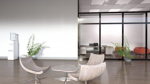 外資系企業のオフィス