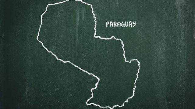 パラグアイの絵