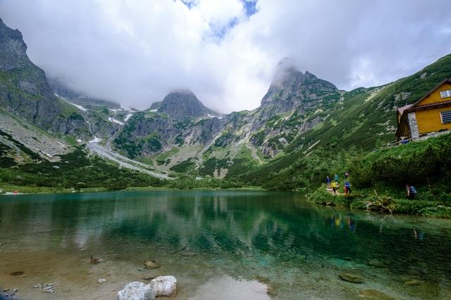 スロバキアで働く風景