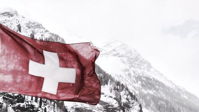 スイスの国旗