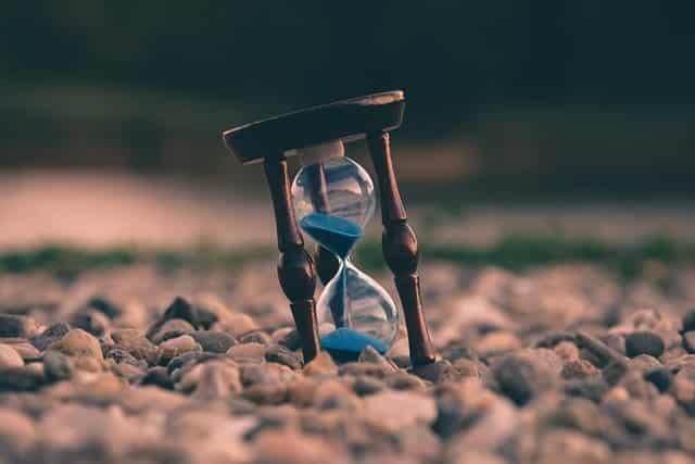 面接の所要時間のイメージ
